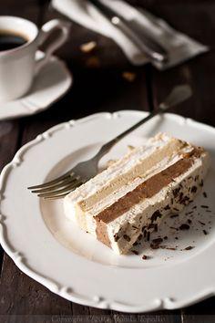 Sweet Sensation: Torta od kave i čokolade / Chocolate Mocha Layer Cake Cupcakes, Cupcake Cakes, Chocolates, Cheesecake Recipes, Dessert Recipes, Yummy Treats, Sweet Treats, Rodjendanske Torte, Kolaci I Torte