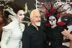 For a legendary monster makeup designer like Rick Baker, it's no surprise that Halloween is his favorite holiday.