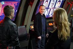 "#AgentsofSHIELD 3x12 ""The Inside Man"" - Coulson, Hunter and Bobbi"