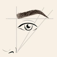 eyeliner make ip - eyeliner make ip Makeup 101, Eye Makeup, Eyebrows Step By Step, Anastasia Beverly Hills Brow, Brow Color, Brow Brush, Brow Shaping, One Hair, Celebrity Makeup