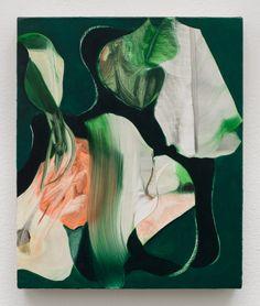 vjeranski:    Lesley Vance, Untitled, 2013, oil on linen, 11 x 9 inches, (27.9 x 22.9 cm). Courtesy of David Kordansky Gallery, Los Angeles, CA Photography: Fredrik Nilsen