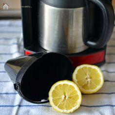 Μιας και η θερμοκρασία ανεβαίνει και σιγά σιγά ξεκινάμε τους κρύους καφέδες πιστεύω ήρθε η ώρα να καθαρίσουμε την καφετιέρα του ...