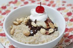 Bob's Red Mill Oatmeal Toppings - The Ice Cream Social