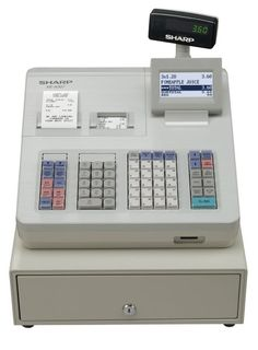 Sharp XE-A307 Cash Register (Reconditioned)