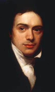 "Michael Faraday, (22 September 1791 – 25 August 1867) English chemist and physicist. Looking young and handsome in this painting by S.W. Stancase.  Michael Faraday never received formal scientific training. Through hard work and by showing interest, he managed to approach the European scientific elite and learn from them through lectures and conversations. He was only an assistant far from being considered a ""gentleman"", but he was a great man, full of curiosity for finding out how the world…"