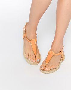 0a2cae4691f ASOS JOSHY Espadrille Sandals at asos.com
