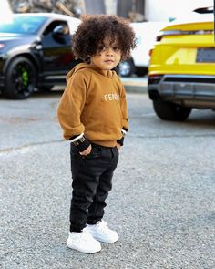 Black Kids Fashion, Cute Kids Fashion, Little Boy Fashion, Baby Girl Fashion, Little Boy Outfits, Toddler Boy Outfits, Kids Outfits Girls, Baby Outfits, Cute Black Baby Boys