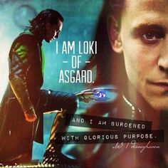 Loki Laufeyson / Tom Hiddleston