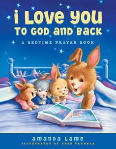 """Come enter to win a copy of """"I Love You to God and Back"""""""