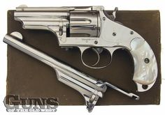 GUN TEST - MERWIN HULBERT THIRD MODEL .44-40 - Guns of the Old West