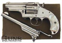 GUN TEST - MERWIN HULBERT THIRD MODEL .44-40 - Guns of the Old West