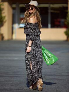 Auguste Gypsy Maxi Dress