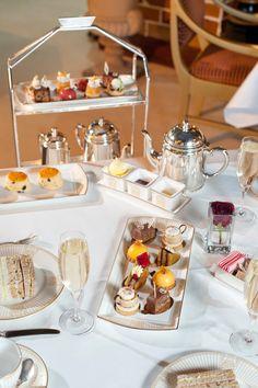Afternoon Tea The Landmark London Best English