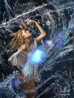 Beautiful Photos Of Nature, Beautiful Fairies, Beautiful Fantasy Art, Beautiful Gif, Beautiful Pictures, Foto Fantasy, Fantasy Girl, Wallpaper Nature Flowers, Motion Images