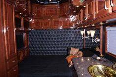 pin by oli 28923 on big interior truck sleeper pinterest. Black Bedroom Furniture Sets. Home Design Ideas