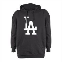 Men's Los Angeles Dodgers Promo Fleece Hoodie $25.00