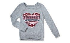 Fairisle Heart Jumper - Womenswear - Tu Clothing At Sainsbury's