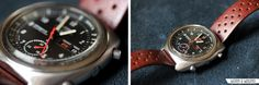 WORN & WOUND: Affordable Vintage: 1970 Seiko 6139-7010 Chronograph---There are so many things to say about vintage Seiko automatic chronographs, that it's almost hard to find a place to start. They are iconic, well made, collectable, gorgeous, historically significant and…affordable. Read on...and note that DCVW sells these - often!