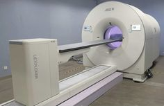 The EXPLORER PET/CT scanner combines the imaging modalities of positron emission tomography (PET imaging) and X-ray computed tomography (CT). Medical Imaging, Fiction Film, Science Fiction, Pet Ct, Nuclear Medicine, Fantastic Voyage, Magnetic Resonance Imaging, Radiation Therapy