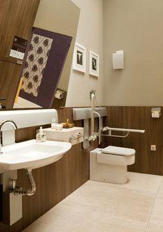 Cadeirante Rio: Banheiro Show