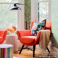 Schumacher - Zebra Palm