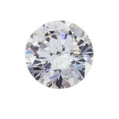 Round .01-Ct. Diamond, VS Minor inclusions, somewhat difficult to locate under 10X.