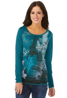 Cato Fashions Eiffel Tower Knit Top - Plus #CatoFashions for mom size 22