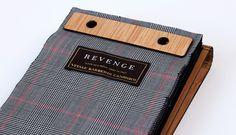 Fabric Swatch Books: Martin Fisher Tailors - Shrapnel Design