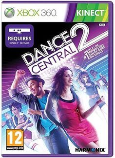 Dance #central 2 - kinect #compatible (microsoft xbox 360)*new not #sealed,  View more on the LINK: http://www.zeppy.io/product/gb/2/262501568076/