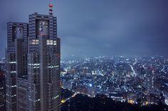 Shinjuku …