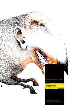 endorfini poster