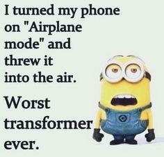 Worst transformer ever