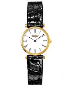 In my dreams.... Longines watch. stunning