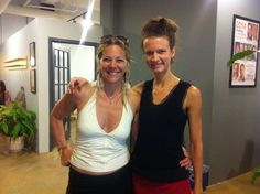 In 2007, Suzanne Sterling joined with Seane Corn and Hala Khouri to create Off the Mat Into the World, a nonprofit aimed at bridging yoga and conscious activism, taking the fruits of practice out into the world. Invoke Magazine Anna Suzanne