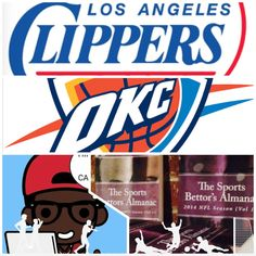 "3/11/15 NBA Sports Bettors Almanac Update: #LA #Clippers vs #OklahomaCity #Thunder (Take: Thunder -7,Over 209.5) (THIS IS NOT A SPECIAL PICK ) ""The Sports Bettors Almanac"" SPORTS BETTING ADVICE  On  95% of regular season games ATS including Over/Under   1.) ""The Sports Bettors Almanac"" available at www.Amazon.com  2.) Check for updates   My Sports Betting System Is an Analytical Based Formula   ""The Ratio of Luck""  R-P+H ±Y(2)÷PF(1.618)×U(3.14) = Ratio Of Luck  Marlawn Heavenly VII"