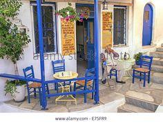 miluju kombinaci bílé a modré, řeckej styl - Martina