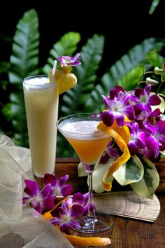 Tropical #cocktails! Koh #Samui