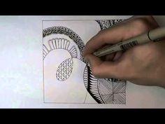Scarabocchiare ad arte: gli Zentangle! – DidatticarteBlog