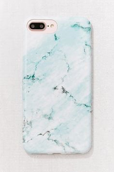 Urban Outfitters Mint Marble iPhone 8/7/6/6s Plus Case