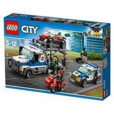 LEGO City Police Auto Transport Heist 60143