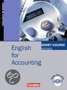 English for Accounting.  Auteurs: Evan Frendo, Sean Mahoney