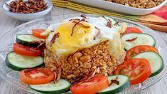 Ginisang Munggo at Chicharon - Kawaling Pinoy Pinoy Dessert, Filipino Desserts, Filipino Food, Filipino Recipes, Mongo Recipe, Laing Recipe, Chicken Sopas, Beef Caldereta, Mango Sago