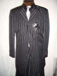 ej samuel suits Comes in Six colors. Black, Brown, Cream, Gold, Royal, and Wine. Shirt, Tie & Hat Sold Seperatly.
