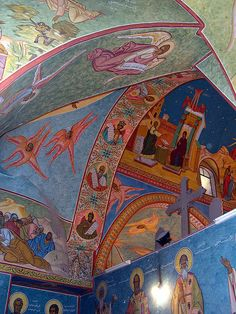Syria_Homs_Christian Quarter_Church of St. Elias (Mar Elian) by Syriac-man, via Flickr