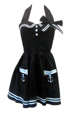 Hell Bunny Motley Mini Dress