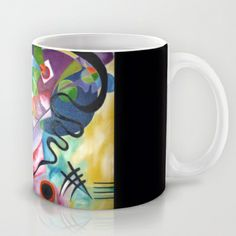 KANDINSKY - oil painting Mug by Heaven7 - $15.00