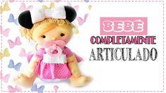 Muñeca Bebé Soft Art