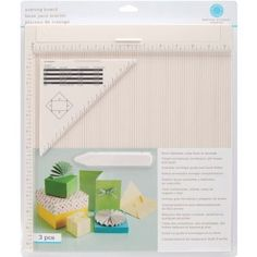 Martha Stewart Crafts Scoring Board and Envelope Tool $15.59 What a good deal!