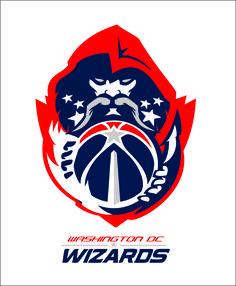 Washington Wizards Logo Concept