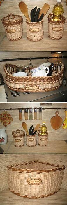 Conjunto de recipientes de cocina   -   Kitchen set   -   Одноклассники: